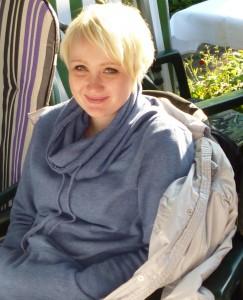 Michaela Kum bloggt auf ELA'S LESELOUNGE und hat dadurch ihre Lesebegeisterung wiederentdeckt