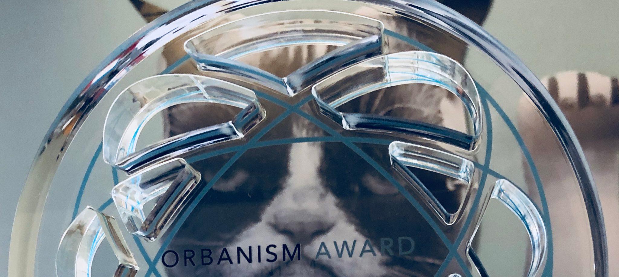 ORBANISM AWARD