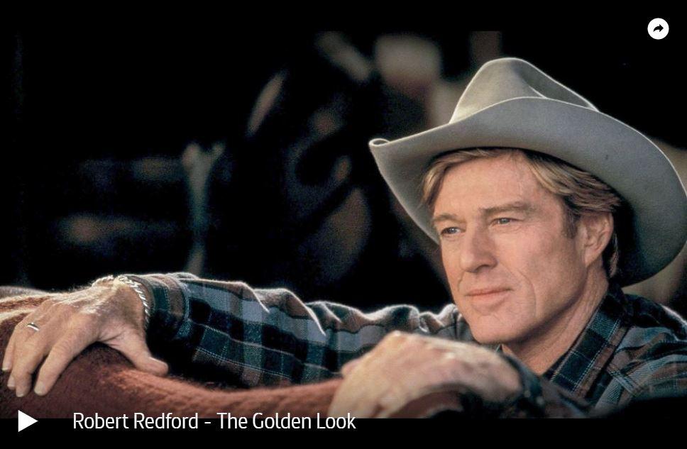 ARTE-Doku: Robert Redford - The Golden Look