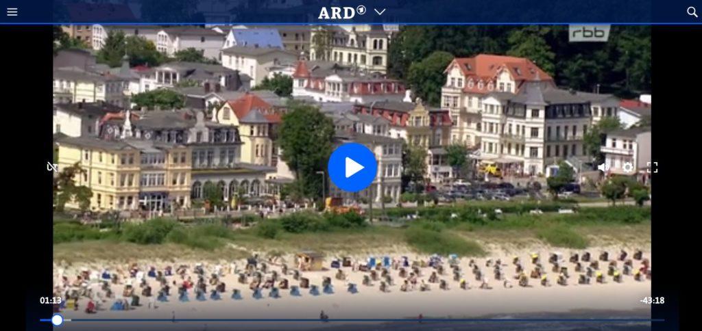 ARD-Doku: Vorpommerns Küste