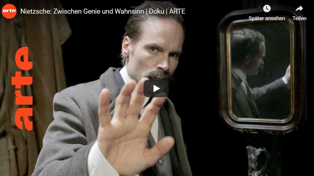 Doku-Tipp: Wahnsinn! Nietzsche! (ARTE)