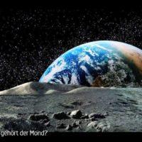 ARTE-Doku: Wem gehört der Mond?