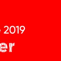 Feierliche Eröffnung der Frankfurter Buchmesse 2019