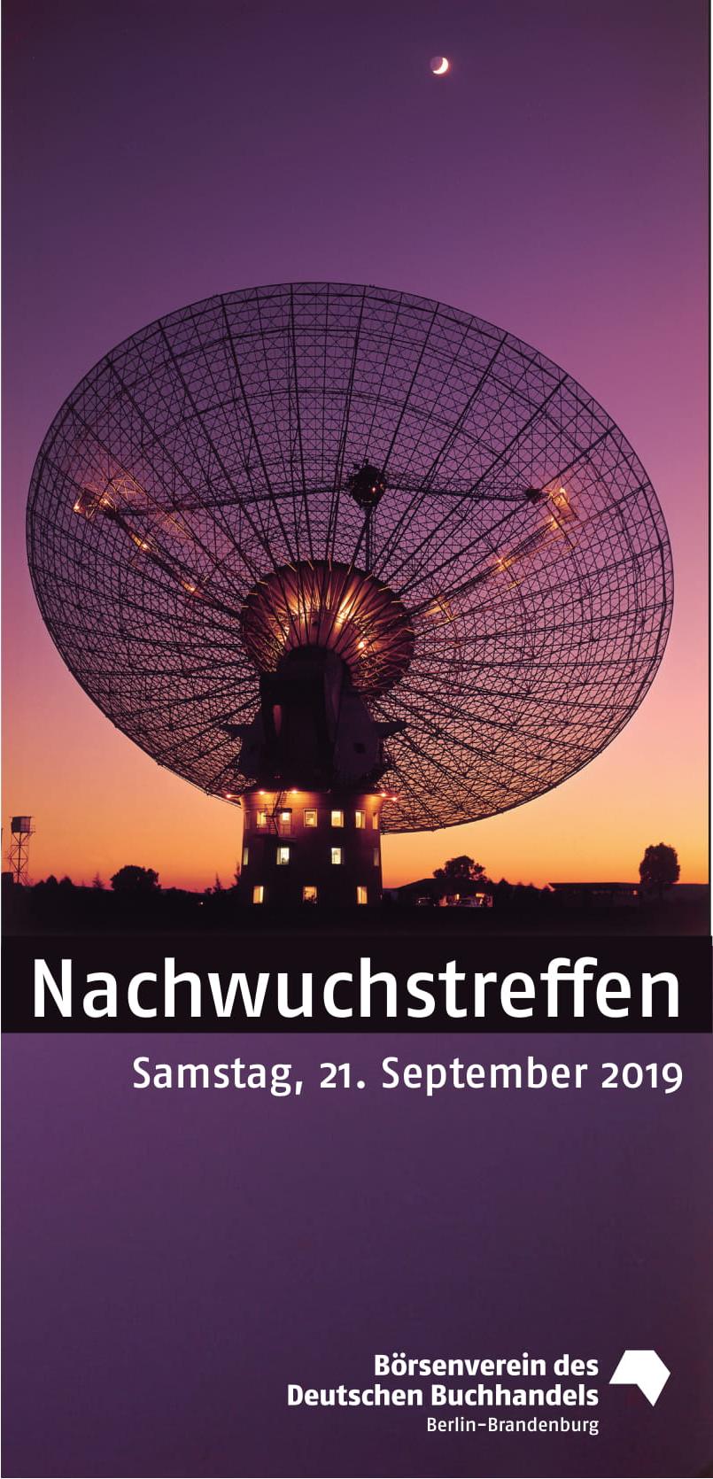 Nachwuchstreffen (organisiert von NaNe) 2019