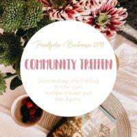 Community Treffen #fbm19