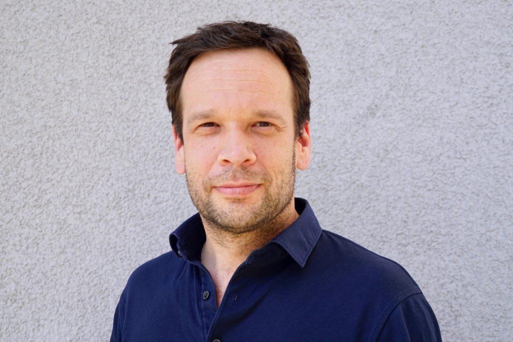 Björn Kuhligk: Ich bin Schriftsteller