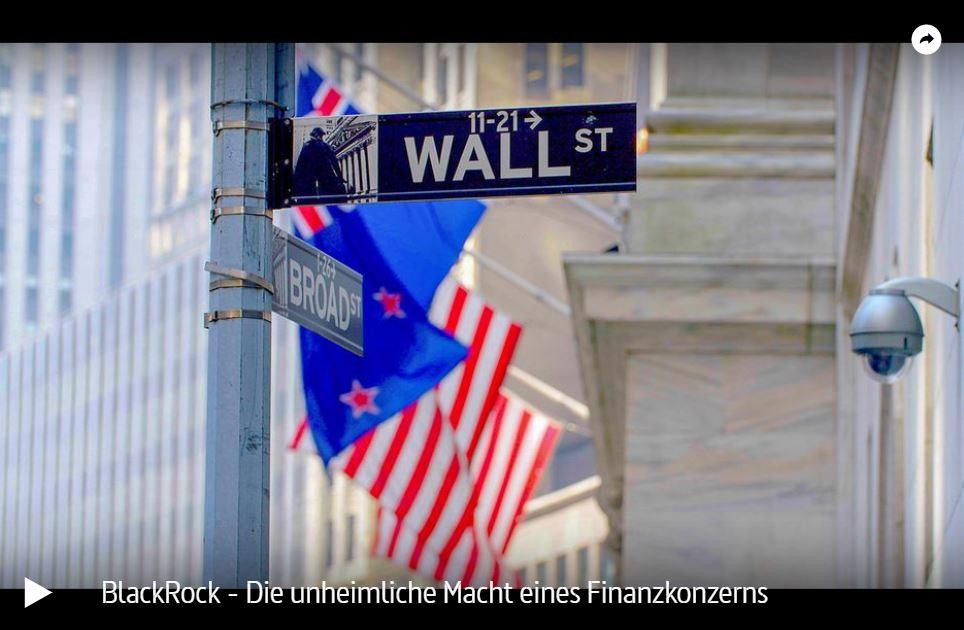 ARTE-Doku: BlackRock - Die unheimliche Macht eines Finanzkonzerns