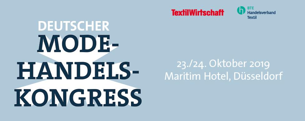 Deutscher Modehandels-Kongress 2019