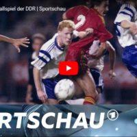 Sportschau-Doku: Das letzte Fußballspiel der DDR