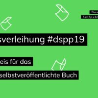 Deutscher Selfpublishing-Preis 2019: Meet & Greet #dspp19