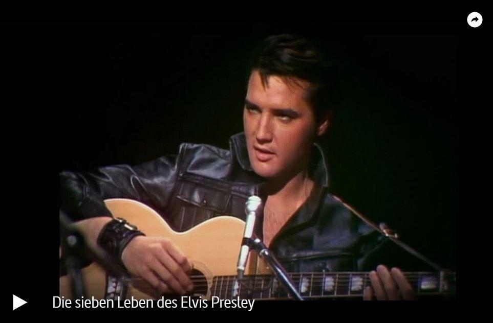 ARTE-Doku: Die sieben Leben des Elvis Presley
