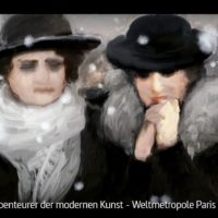ARTE-Doku: Die Abenteurer der modernen Kunst - Weltmetropole Paris (1916-1920)