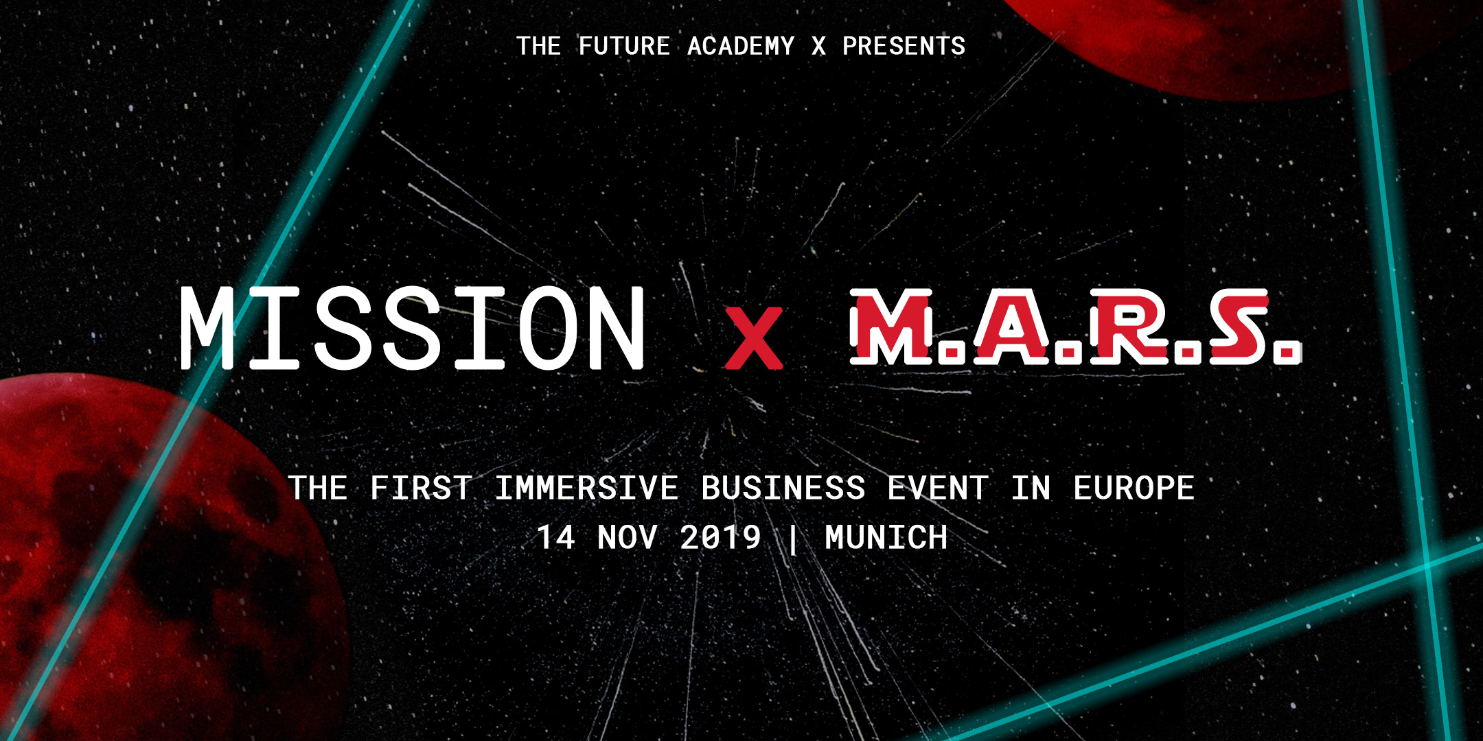 Mission x M.A.R.S. 2019