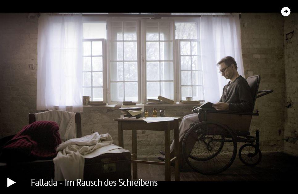 ARTE-/NDR-Doku: Fallada - Im Rausch des Schreibens