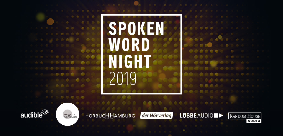 Spoken Word Night 2019