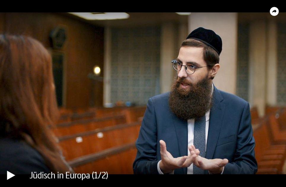 ARTE-Doku: Jüdisch in Europa (2 Teile)