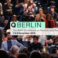 Q BERLIN 2019 – The Berlin Conference on Freedom and Responsibility