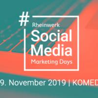 Social Media Marketing Days 2019