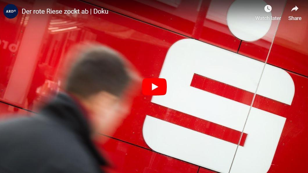 ARD-Doku: Der rote Riese zockt ab
