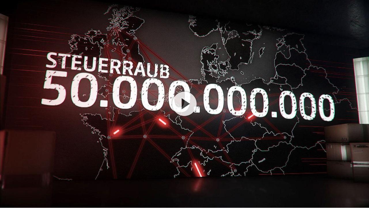 ZDF-Doku: Der große Betrug - Wie Kriminelle und Terroristen Europa plündern