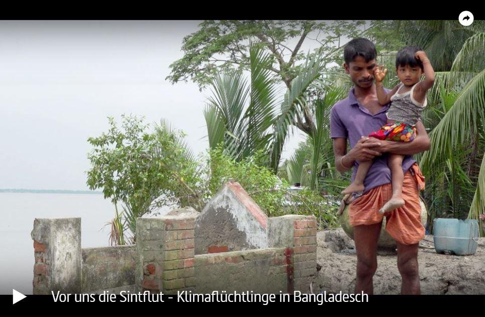 ARTE-Doku: Vor uns die Sintflut - Klimaflüchtlinge in Bangladesch