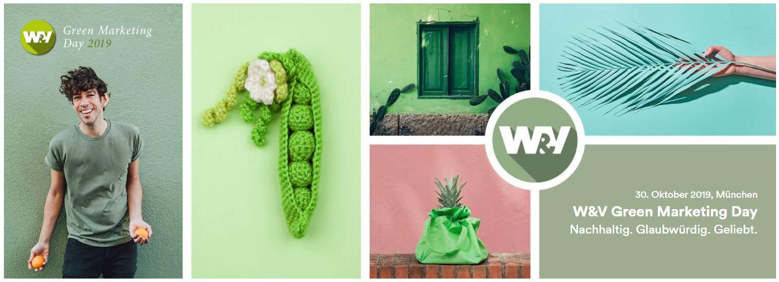 W&V Green Marketing Day 2019