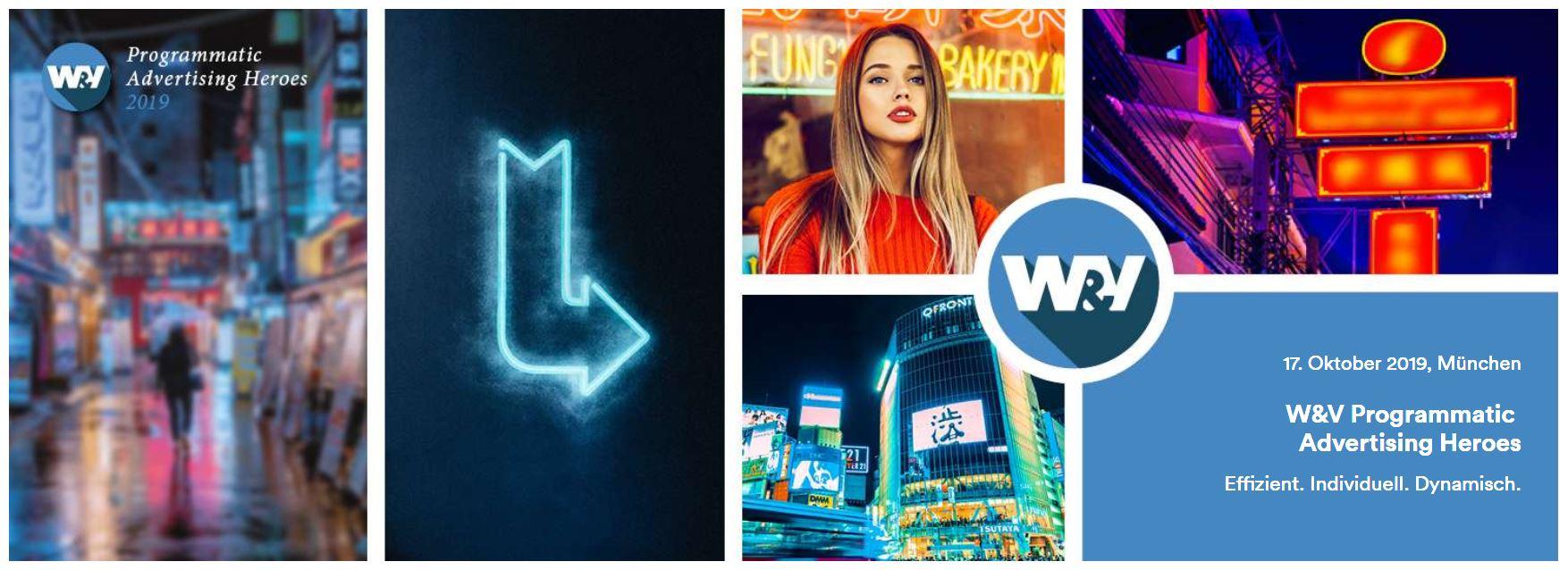 W&V Programmatic Advertising Heroes 2019