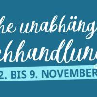 WUB - Woche unabhängiger Buchhandlungen 2019