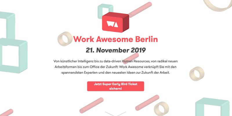 Work Awesome Berlin 2019