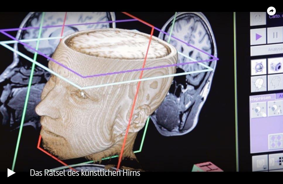 ARTE-Doku: Das Rätsel des künstlichen Hirns