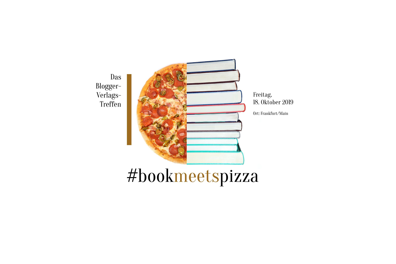 #bookmeetspizza: Das Blogger-Verlags-Treffen