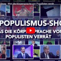 Phoenix-Doku: Die Populismus-Show - Was die Körpersprache von Populisten verrät