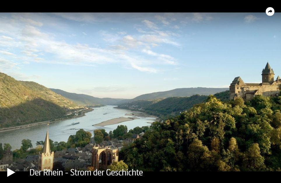 ARTE-/ZDF-Doku: Der Rhein - Strom der Geschichte