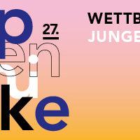 open mike 2019 – Wettbewerb für junge Literatur