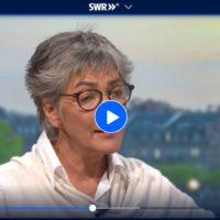 SWR-Interview mit der neuen Buchbranchen-Vorsteherin Karin Schmidt-Friderichs