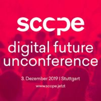 Call for Questions für Scope – The Digital Future Unconference gestartet