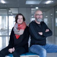 Steffi Knebel und Matz Kastning: Wir haben Soundblurbs entwickelt – innovative Hörtrailer für Bücher