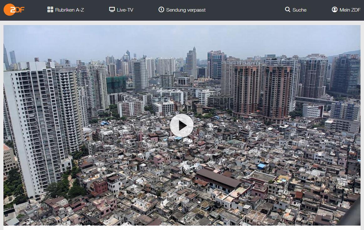 ZDF-Doku: Stadt frisst Mensch - Chinas Kampf um Wohnraum