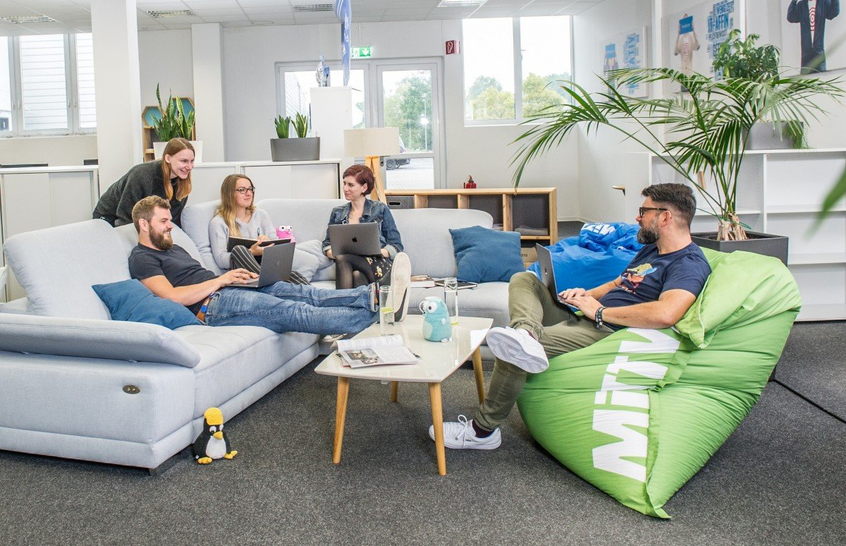 Mittwald bietet mit offener Kommunikation und vielfältigen Produkten das digitale Zuhause für Webprojekte