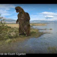 ARTE-/ZDF-Doku: Das Ende der Eiszeit-Giganten