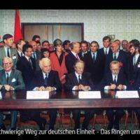ARTE-/MDR-Doku: Der schwierige Weg zur deutschen Einheit - Das Ringen um die Zwei-plus-Vier Verhandlungen
