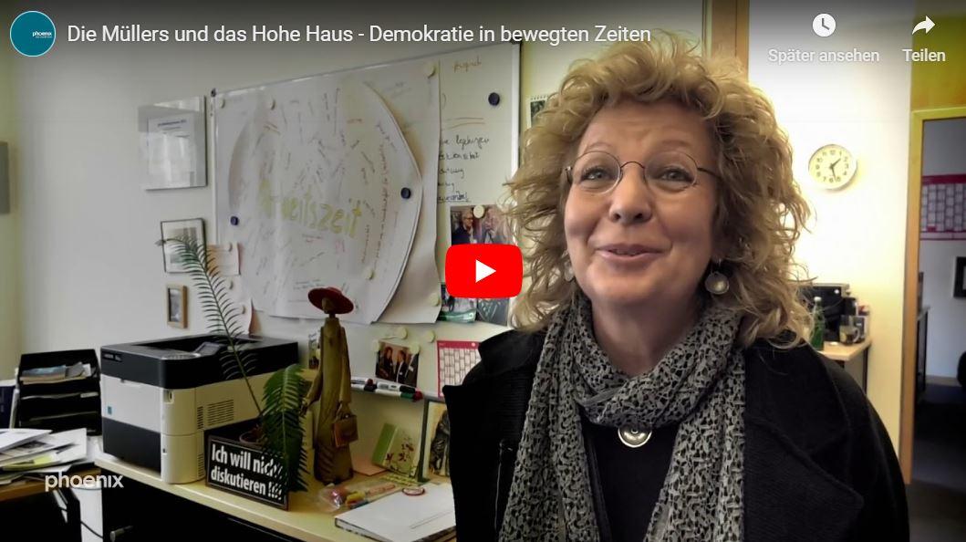 phoenix-Doku: Die Müllers und das Hohe Haus - Demokratie in bewegten Zeiten