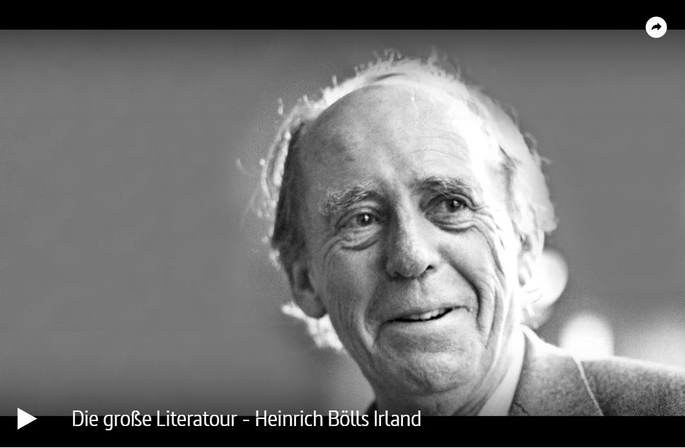 ARTE-Doku: Die große Literatour - Heinrich Bölls Irland