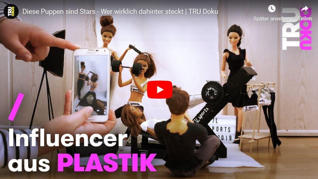 TRU Doku: Diese Puppen sind Stars - Wer wirklich dahinter steckt