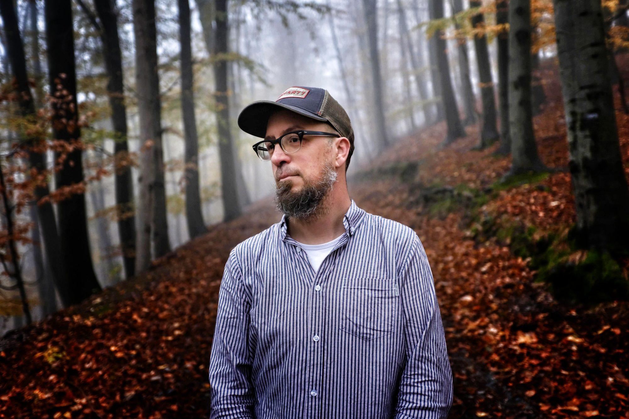 Heiko Fischer: Ich bin im Programmbereich Natur im Franckh-Kosmos Verlag tätig