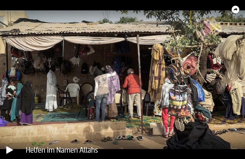 ARTE-Doku: Helfen im Namen Allahs