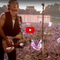 ARTE-Doku: Kalter Krieg der Konzerte - Wie Bruce Springsteen den Osten rockte