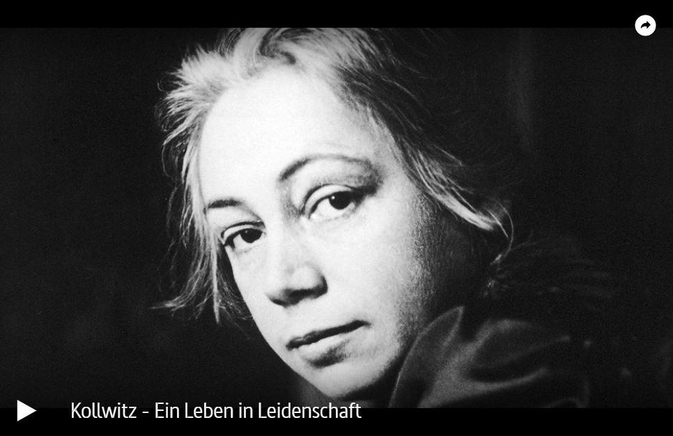 ARTE-Doku: Kollwitz - Ein Leben in Leidenschaft