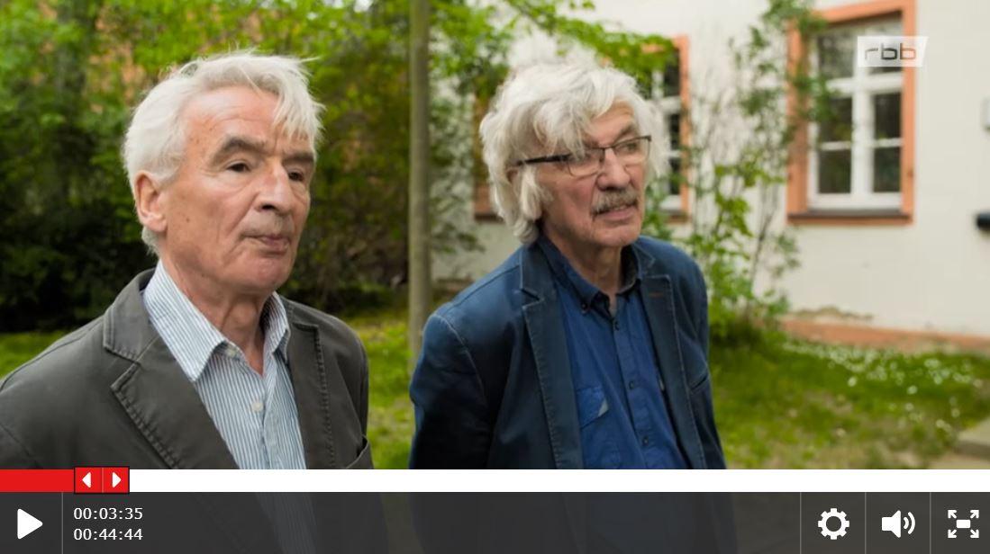 rbb-Doku: Mein Leben leicht überarbeitet - Der Schriftsteller Christoph Hein