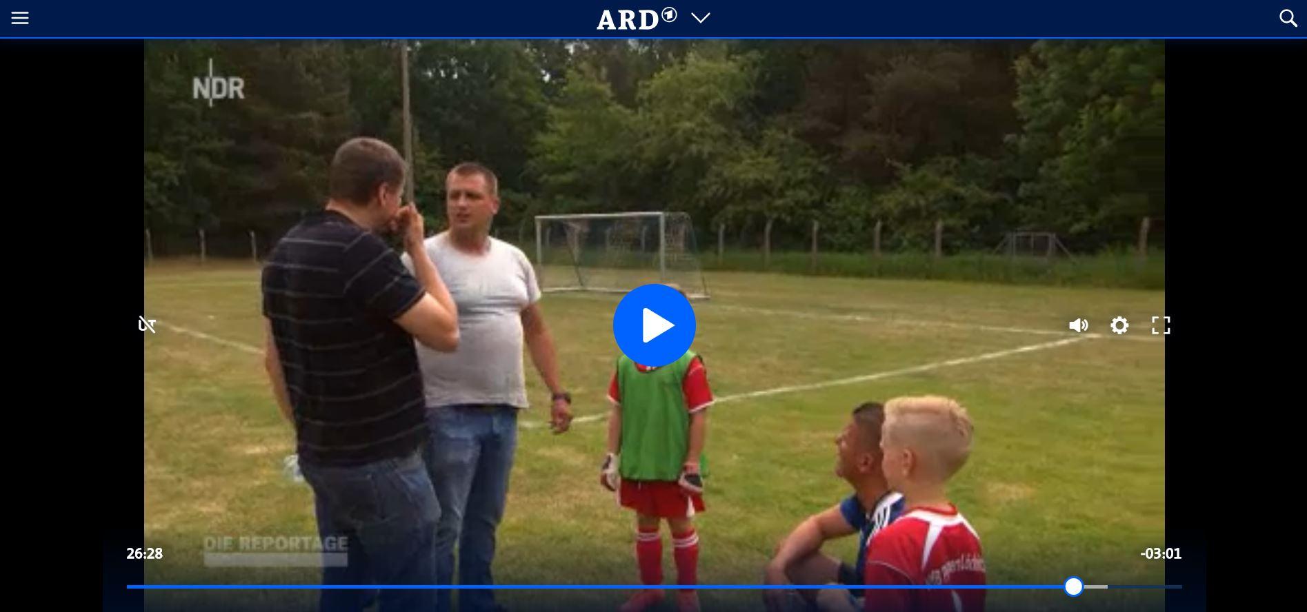 ARD-Doku: Vorpommern - Neues Leben in alten Dörfern